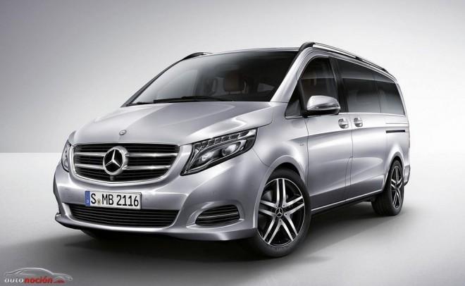 Así es la nueva Clase V de Mercedes-Benz: El estilo y la tecnología de las berlinas llega a los comerciales