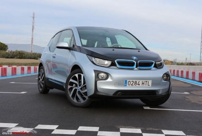 Toma de Contacto BMW i3: Nacido para ser electrizantemente atractivo
