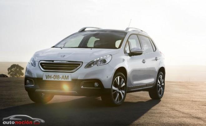 Peugeot vende menos de forma global, pero mejora en los mercados emergentes