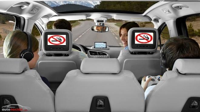 Reino Unido prohíbe fumar en un coche si hay menores a bordo: ¿Debemos importar esas normas?