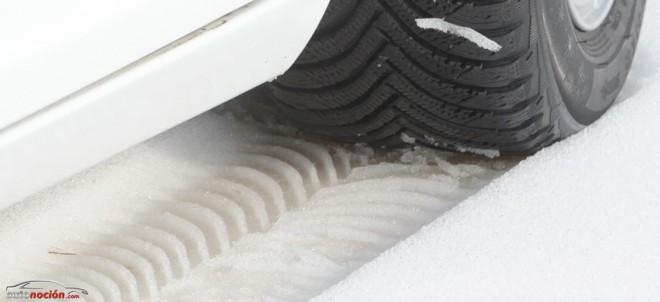Prueba Michelin Alpin: ¿Es el neumático de invierno necesario en España?