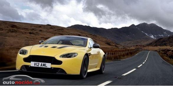 17.590 Aston Martin a revisión por la falsificación de una pieza