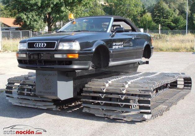 ¿La tracción quattro de Audi se queda un poco corta?, te proponemos una solución
