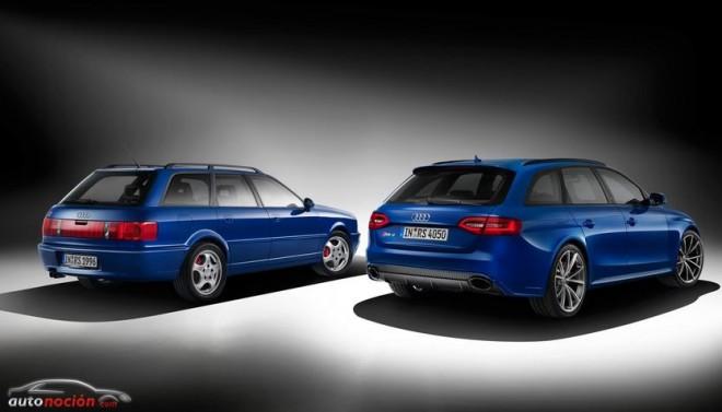 Audi quiere celebrar las dos décadas del RS2 Avant con un modelo muy especial…