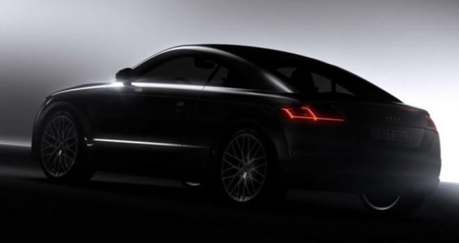 Filtrada la primera imagen de la nueva generación del Audi TT