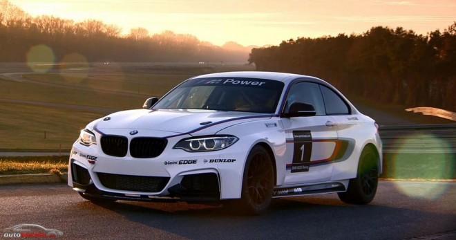 BMW M235i Racing: De la calle, al circuito para jugar
