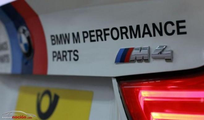 BMW nos muestra el primer teaser del M4 DTM