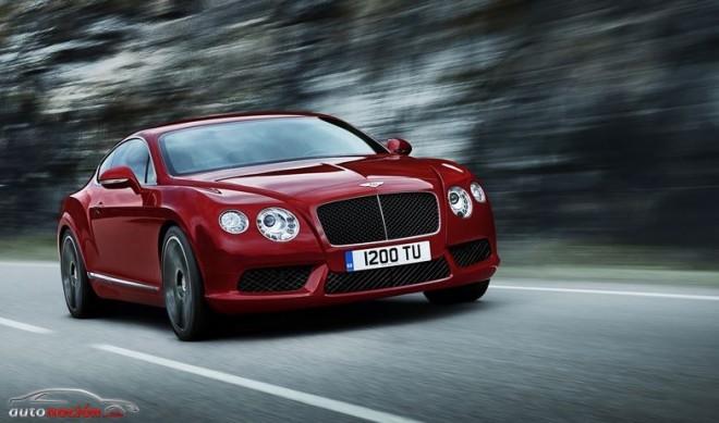 Bentley montará motores TDI en sus modelos