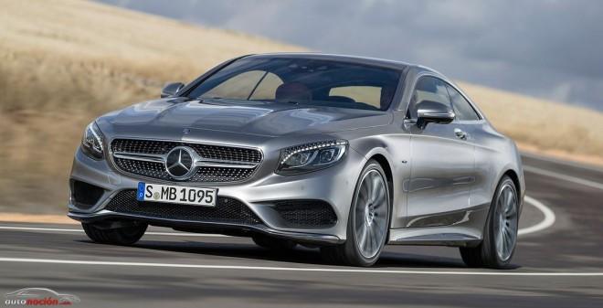 Así es el nuevo Mercedes-Benz Clase S Coupé: El primer 3 puertas de la Clase S desde 1971