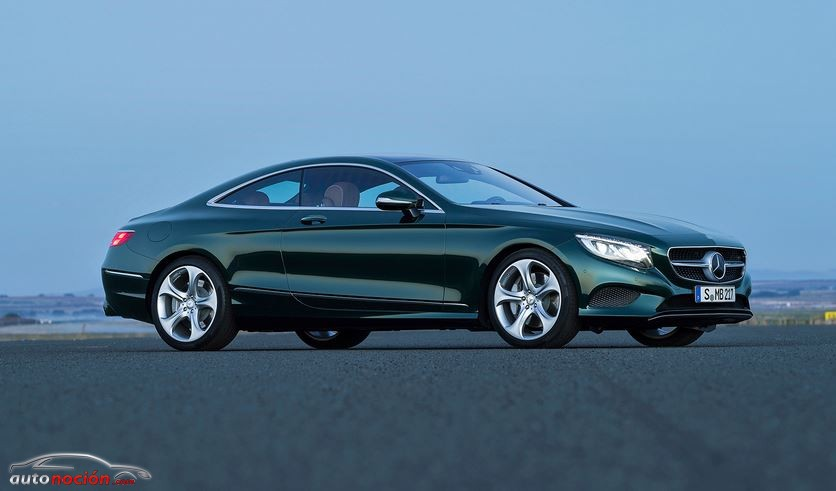 Clase S coupe Mercedes benz