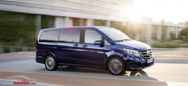¿Cambios radicales en los monovolúmenes?: Nuevo Mercedes-Benz Clase V