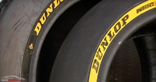 Dunlop identificará sus neumáticos para Moto2 y Moto3 con distintos colores
