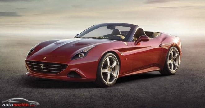 Así es el Ferrari California T: 560 CV Made in Italy