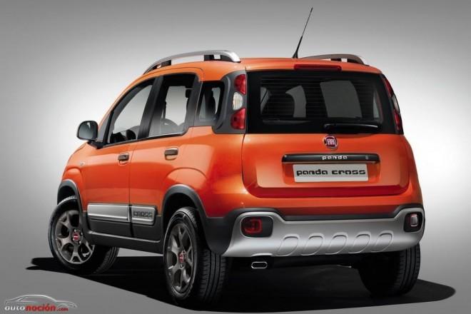 Fiat Panda Cross: El Panda 4×4 más robusto desde hace 30 años
