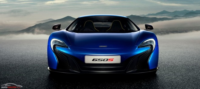 Más detalles del McLaren 650S