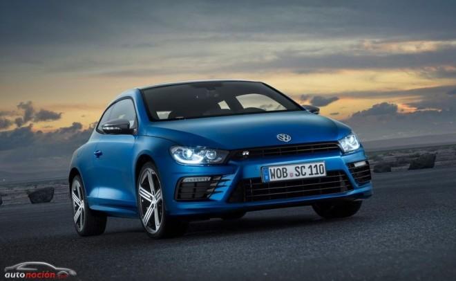 Volkswagen nos muestra a los renovados Scirocco y Scirocco R