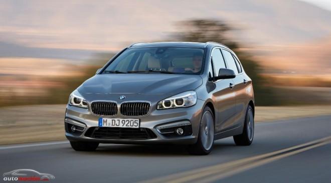 Todo lo que tienes que saber sobre el BMW Serie 2 Active Tourer