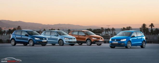 El Facelift del Polo retoca al BlueMotion, al Blue GT y al CrossPolo, aunque este último no llegará a España