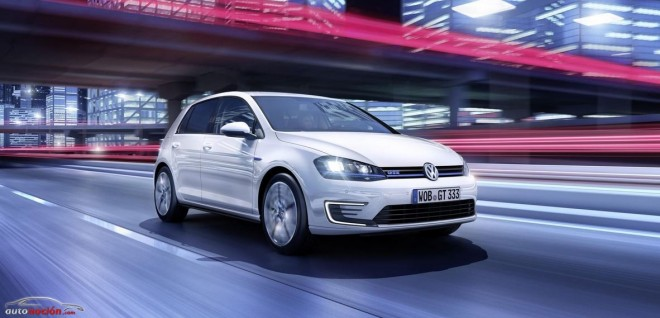 Así es el Volkswagen Golf GTE: Un híbrido plug-in a la altura del GTI