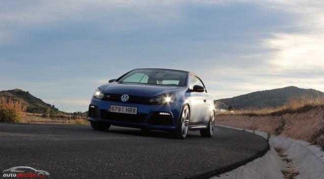 Prueba Volkswagen Golf R Cabrio: Un 2.0 TSI de 265 cv que nos peinará el flequillo