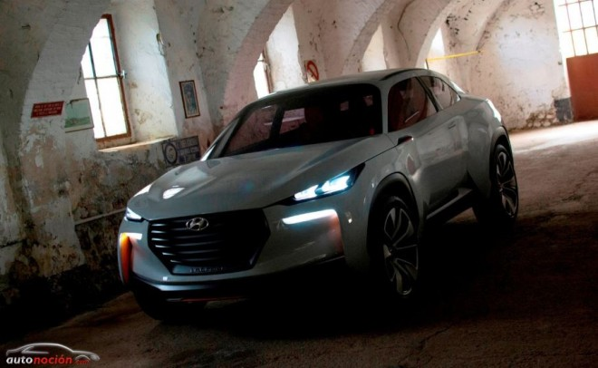 Concept Intrado: El futuro de la gama SUV de Hyundai