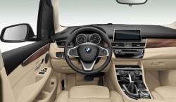 Interior BMW Serie2 Active Tourer