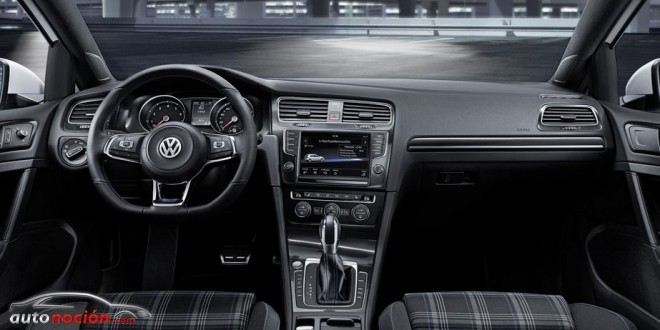 Interior Volkswagen Golf GTE