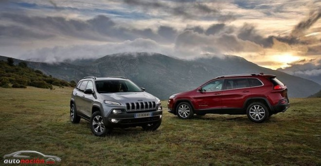 El Jeep Cherokee estrena motores Multijet: Ahora más eficiente y prestacional