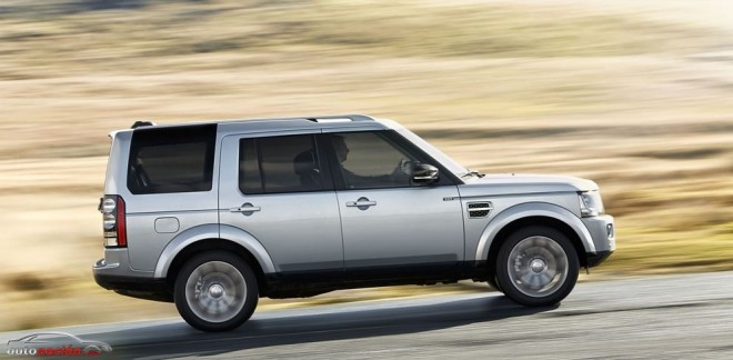 Land Rover Discovery XXV Special Edition Lateral