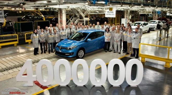 Sale el Renault Mégane 4.000.000 de Palencia