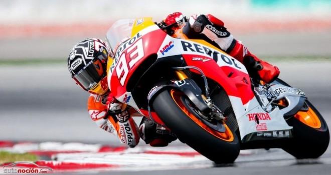 Segunda jornada de test de MotoGP en Sepang