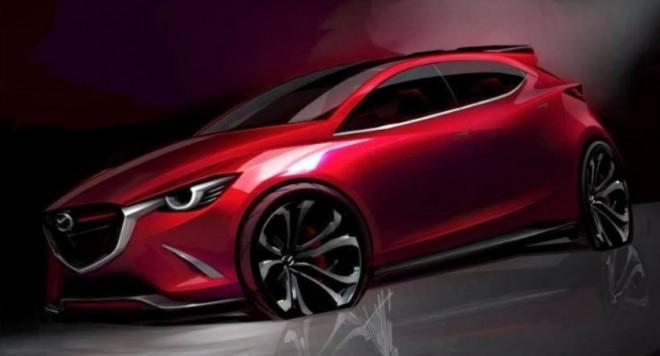 Segundo teaser del Concept Hazumi: La próxima generación del Mazda 2 será espectacular