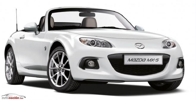 Mazda lanza la versión Sakura para algunos de sus modelos