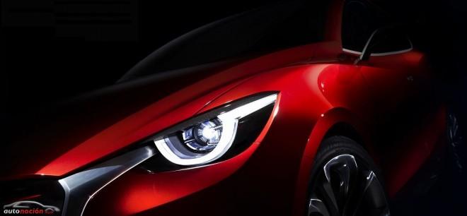 Mazda HAZUMI: La próxima generación del Mazda 2 ya está aquí…