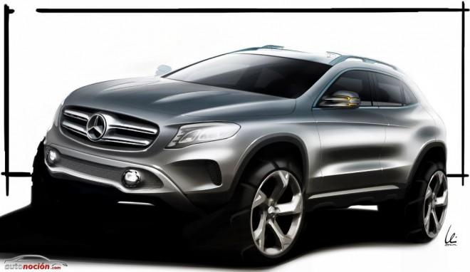 Realidad o ficción: ¿Mercedes podría estar pensando en un modelo basado en el Renault Captur?