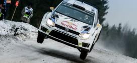 Mikkelsen Rally Suecia
