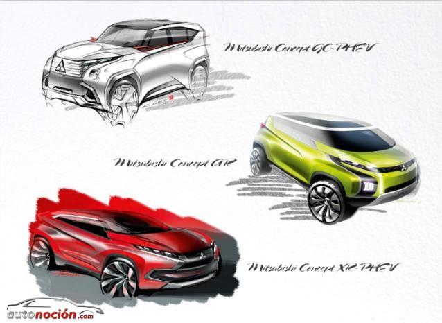 El futuro de Mitsubishi