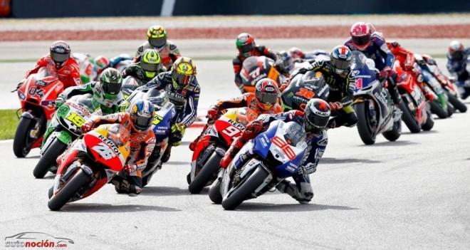 ¿Por dónde veremos MotoGP en 2014?