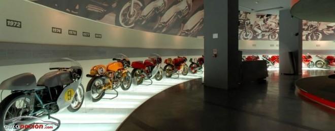 Visita el Museo Ducati desde tu casa gracias a Google Street View