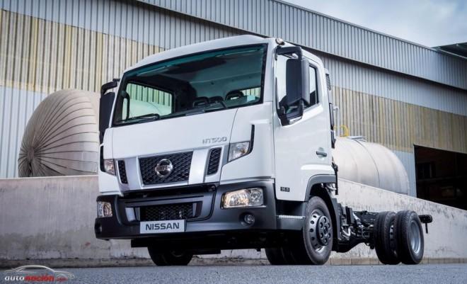 Nissan NT500: Lo nuevo en transporte de 3,5 a 7,5 toneladas