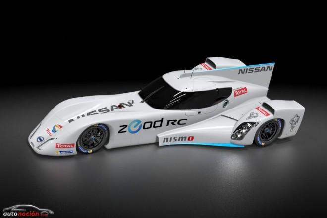 Nissan revela sus planes deportivos para 2014