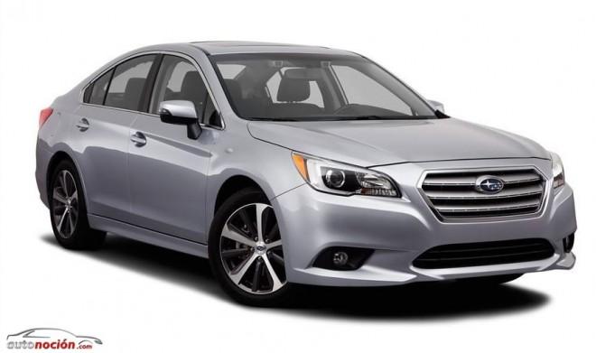 Primeras imágenes del nuevo Subaru Legacy: Un futuro incierto en el Viejo Continente