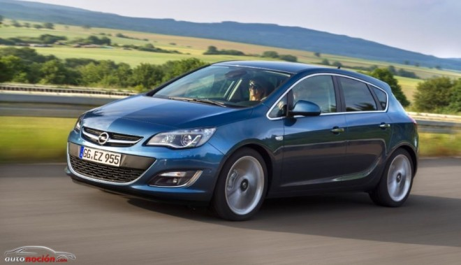 El Opel Astra recibe nuevo motor: 1.6 CDTI de 136 CV