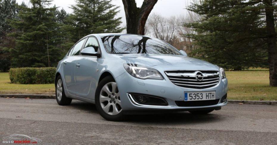 Prueba Opel Insignia Selective 2.0 CDTI 120 cv: Un restyling en profundidad cargado de tecnología