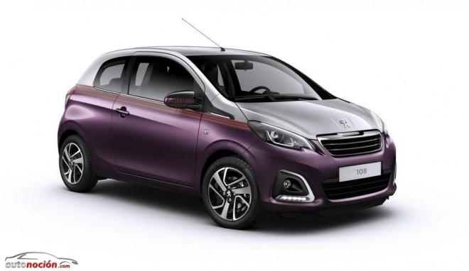 Así es el nuevo Peugeot 108: El urbanita galo