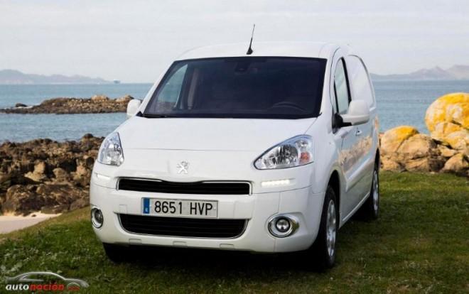 "La furgoneta eléctrica de Peugeot ""Made in Vigo"": Partner Electric"