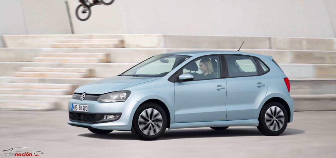 Polo BlueMotion 2014