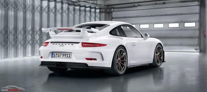 Porsche podría haber interrumpido las entregas del 911 GT3 por problemas de combustión espontánea