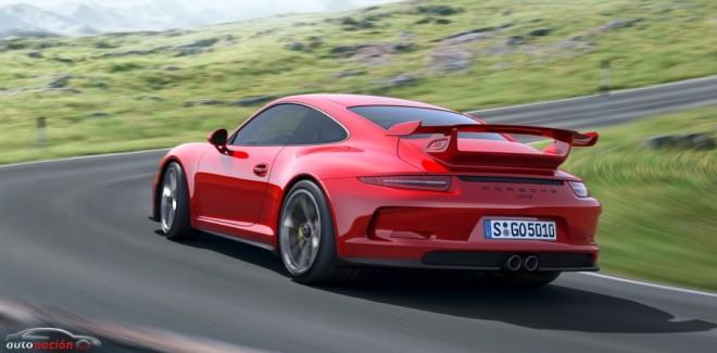 Ya es oficial: Porsche llama a revisión a los 911 GT3 MY 2014 por los problemas de combustión espontánea