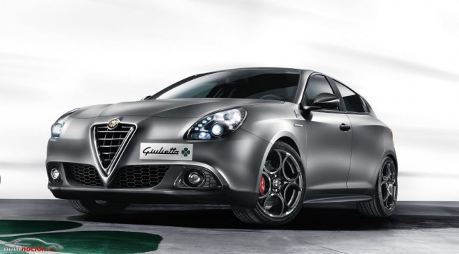 Nuevo Alfa Romeo Quadrifoglio Verde 2014: 240 cv que vienen del corazón del 4C